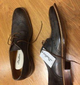 Туфли мужские 47 р, кожаные
