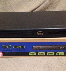 DVD плеер.