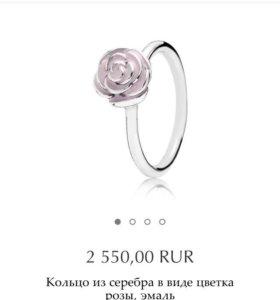 Кольцо Pandora новое