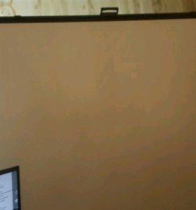 Экран для проектора напольный vela express 210x255
