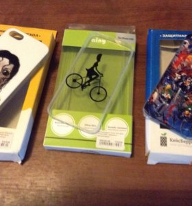 Чехлы для iPhone 5, 5s