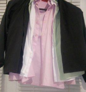 Костюм Boston и комплект рубашек