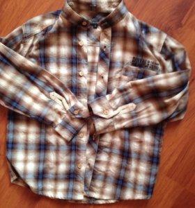 Рубашка плотная