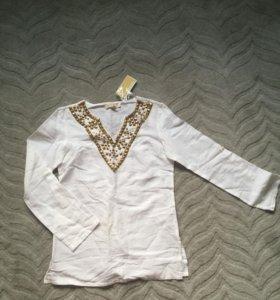 Michael Kors рубашка туника новая XS