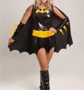Костюм Batgirl на Хэллоуин Бэтмэн
