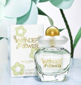 Новая туалетная вода Wonder Flower