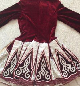 Платье для ирландских танцев