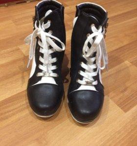 Ботинки осень-зима
