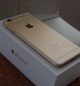 Apple iPhone 6 64 gb gold обмен на samsung s7