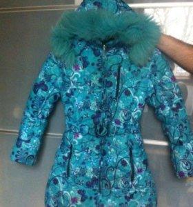 Зимнее пальто Р 152