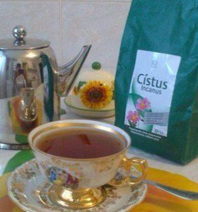 Травяной чай с ладанником