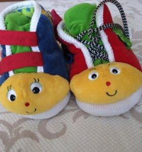"Игрушка Ботинки обучающие k""s Kids"