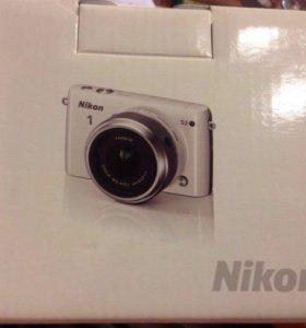 Фотоаппарат Nikon 1 S2 Kit