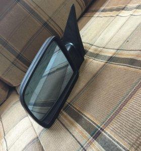 Зеркало левое на BMW 5,кузов Е60