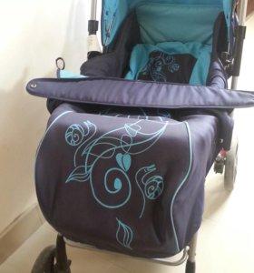 Продам срочно детскую коляску от 0 до 3лет.