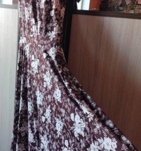 Платье казино новое