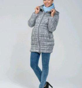 Куртка /пальто зимнее для беременных