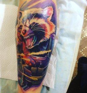 Художественная татуировка, тату , татухи , наколки