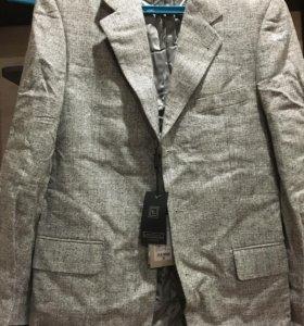 Мужской пиджак немецкой фирмы Kanzler