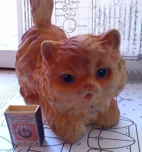 Кот резиновый
