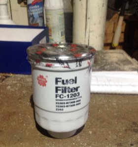 Фильтр топливный сакура
