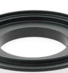 Реверсивное кольцо Fuji Sony A Micro Pentax Canon