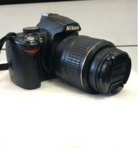 Nikon D3000 kit (18-55)