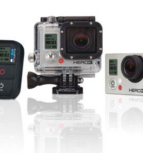 Видеокамера GoPro HD hero3 Black Edition