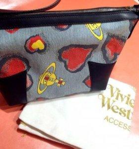 Новая стильная сумка от Vivienne Westwood оригинал