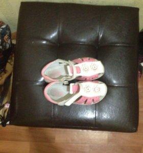 Летние сандали