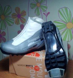 Ботинки лыжные р-р. 36