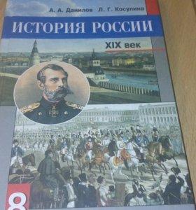 История россии 21 век 8 класс косулина,данилов