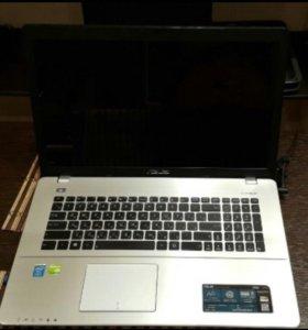 Ноутбук asus k 750 jb