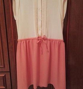 Платье с открытой спиной новое Денни Роз