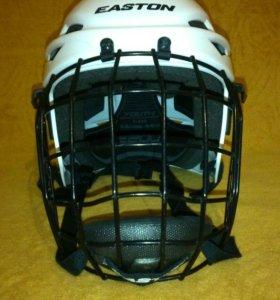 Шлем хоккейный для мальчика 4-6 лет