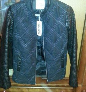 Куртка на подростка весна-осень(новая) или обмен