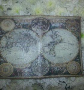 Обложка для паспорта (подарок на любой случай)