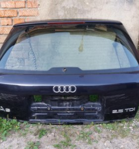 Audi A6 C5 крышка багажника