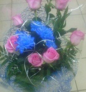 Цветы, букеты, подарки