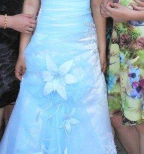 Платье на невысокую девушку 40-46