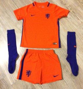 """Новый Детский футбольный костюм  """"Nike"""""""