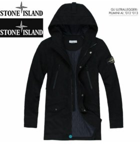 Пальто на осень Stone Island