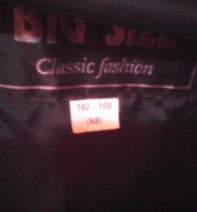 Куртка зимняя Новая  68 размер