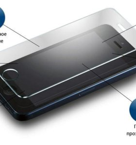 Бронь стекло 5 айфон