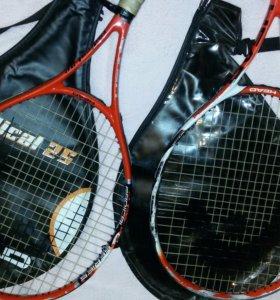 Ракетки для большого тенниса размер 25