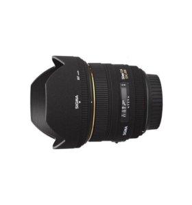 Объектив Sigma 50 1.4 для Canon