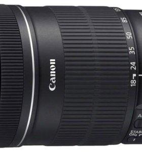 Canon 18 - 135