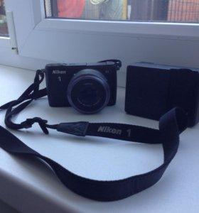 Nikon 1 фотоаппарат