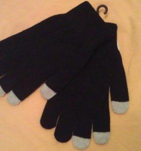 Сенсорные перчатки.Новые!