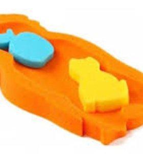 Срочно!Ванночка+круг для купания/подставка для куп